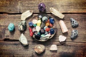 La lithothérapie, se soigner par les pierres