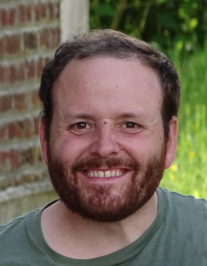 Tanguy Prouvost, l'auteur de Georges, mon ami malgré moi